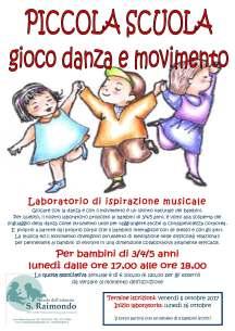 danza gioco movimento 17-18